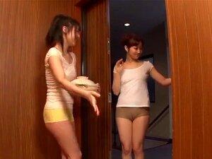 ญี่ปุ่นเลสเบี้ยน: Tsubomi และ Yuu สองส่วน (Censored),