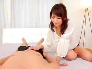Horny Japanese slut Nozomi Aso in Crazy JAV movie