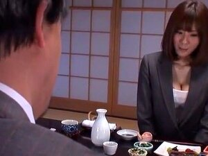 Hottest Japanese chick Yuma Asami in Fabulous Stockings/Pansuto JAV scene