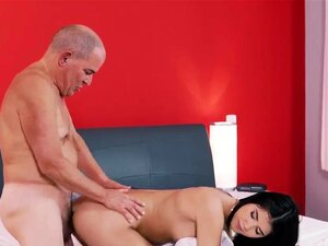 Old mature with young guy and japan bus man xxx Older