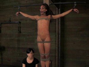 BDSM ย่อยแทงเท้ารักนิกกี้