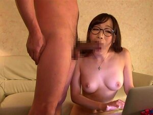 JAV comedy drama nudist Kurea Hasumi erotic author Subtitled