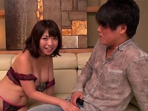 Amazing Japanese whore Wakaba Onoue in Hottest JAV uncensored Lingerie clip
