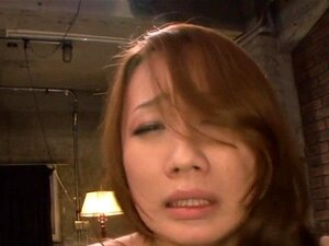Foot fetish dirty mom. Horny Asian fetish milf gets wet while sucking on toes and balls