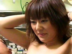 ชื่อ CMNF ญี่ปุ่น ENF แพทย์ดมกลิ่นตรวจ แปลกประหลาดญี่ปุ่นตรวจสอบเรียนแพทย์แบบ ENF โดยนักศึกษาแพทย์ที่ใช้เปิดดมกลิ่นขนรักแร้และหัวหน่าวกับคำบรรยายของเธอ