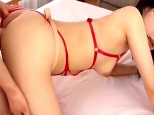 Two Jav Teens Fuck Each Other In The Ass With Dildos Then Fingered Ana