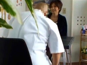 Asian milf has massage and fucking part6