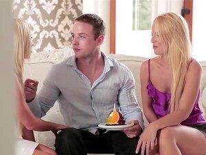 บีและเจ้าดำให้ไรอันเอเชียเป็นของขวัญ แวนด้า และเพื่อนวัยรุ่นเจ้าเหนือหัวของ Ryan ที่ให้เขารู้ว่า สำหรับนี้วันเกิด ของขวัญของเขาเป็นสิ่งที่เขาเสมออยาก ตูดผู้หญิงสวยสอง