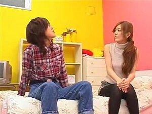 Horny Japanese slut Yuna Hoshi, Rika Shiina, Mirai Andou in Best Masturbation, Facial JAV movie