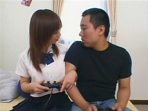 Hikari Hino in Female Breasts. A straight forward adult video showing off Hikari Hino's beautiful breasts and titties.