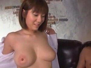 Incredible Japanese chick Yuma Asami in Hottest Big Tits, Stockings/Pansuto JAV clip