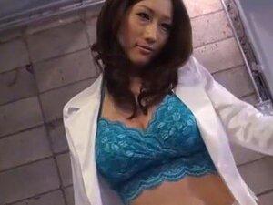 Best Japanese model Julia in Horny Lingerie, Cunnilingus JAV clip