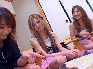 Moe Tanimura นามิสุกิโมโตะ Sanami อิตะบะชิ Yuina Satoi ดีกว่า tupperw