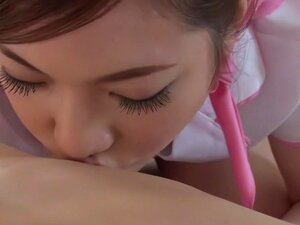 น่าทึ่งญี่ปุ่นเจี๊ยบ Emi Sasaki ในแปลก JAV ญี่ปุ่น POV ภาพยนตร์