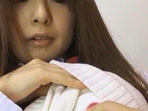 ญี่ปุ่นทึ่งรุ่นอิในวิดีโอเขา JAV หัวนมขนาดเล็ก