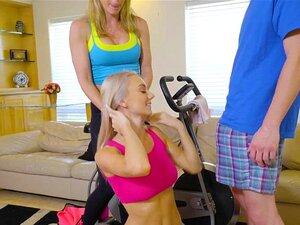 การออกกำลังกายเพศแม่โคไล่และแม่มอลลี่ ออกกำลังกายเพศแม่โคไล่และแม่มอลลี่
