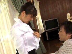 ระยำ Momo Aizawa กระป๋องใหญ่ปั่นในขณะที่