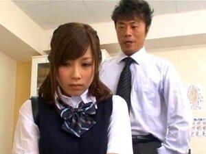 ดอกน่ารักโรงเรียน Rico Yamaguchi ล้อมรอบ part6