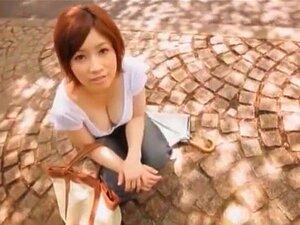 Horny Japanese model Saki Okuda in Hottest BDSM, Lingerie JAV clip