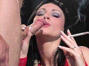 สูบบุหรี่ในระหว่างเพศอย่าง