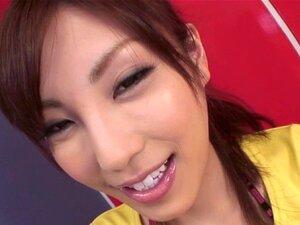 ยั่วน้ำลายเลียญี่ปุ่น ญี่ปุ่นสวยแก้จังหวะกระเจี๊ยว ด้วยปากของเธอ