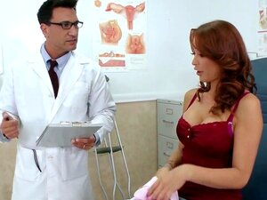 Doctor Adventures: But Doc, I'm Not a Slut!. Monique is a good little patient who thinks that slow, romantic sex is what gets her off. But Dr. Marco knows differently! Through a series of stimulating tests, this Doc is determined to prove that all this slut needs to get her heart rate up and pussy soaking wet is a good, hard, pounding.