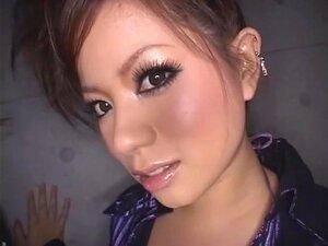 Exotic Japanese model Rina Fukada, Yuuri Nanase in Amazing Big Tits, Cunnilingus JAV video,