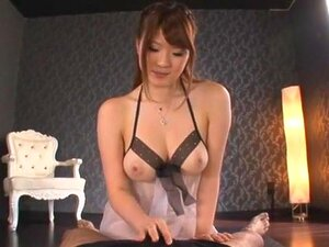 Incredible Japanese girl Momoka Nishina in Exotic Blowjob/Fera JAV movie