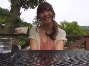 Exotic Japanese whore Miwa Asahina in Hottest Outdoor JAV scene