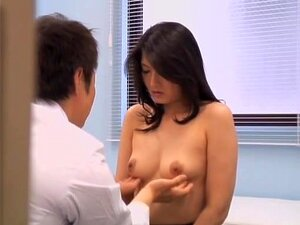 Perfect Asian gets some hardcore fucking during a Gyno exam, Perfectly hot Asian babe came to have her pussy exam taken but her perverted gynecologist decided to fuck her hard. She didn.t mind it and it turned pretty hot and passionate.