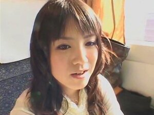 Confession Spa, Pretty actress Asuka Io goes on an onsen (hot springs) trip in this vacation adult video. Filmed in one person perspective, this video makes it feel like you have gone on the trip with her. The video begins with Asuka taking the train and in the private cabin, she goes out a blowjob. After checking in at the spa resort, sex happens right inside the outdoor hot spring pool.Overall, this video is more like a romantic getaway with a beautiful sweet girl, the type you can bring home to show your parents.
