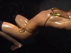 Micro Oily Bikini Dance 1 - Scene 5 - Yoko Kaede