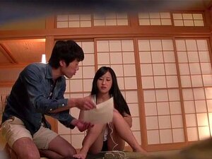 Mind blowing threesome starring Suzu Ichinose, Mind blowing threesome starring Suzu Ichinose