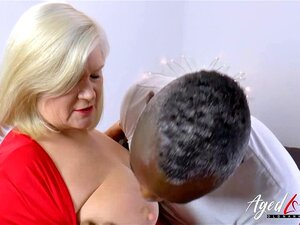 AgedLovE Lacey Star Interracial Hardcore Anal. Sexy mature lady enjoy interracial hardcore fuck and tries even anal joy Find this video on our network Oldnanny