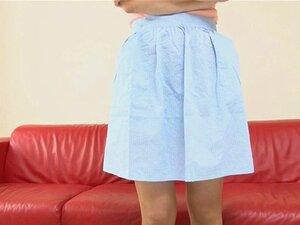 Ruri Hayami เย็ดกันเซ็กส์ในฉีกถุงน่อง