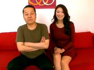 Horny Japanese girl Reiko Kobayakawa in Exotic POV JAV clip,