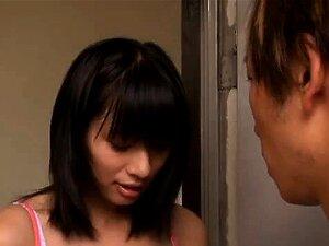 Hana Haruna shakes big tits riding cock