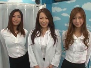 Go Go Magic Boxcar, The magic box car series is back at Soft on Demand studios and in this video, the company needs some marketing research for its sex toys, so they hire three actresses to pose as company representatives with a hidden camera. Starring Aoi Aoyama Reira Aisaki (Chihiro Hara) and Miwako Yamamoto.