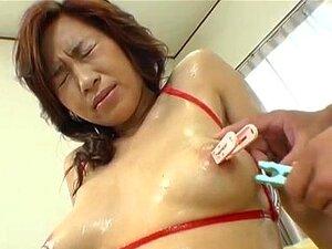 Marin Hoshino sure likes having her pussy pum