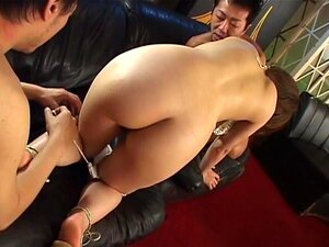 Minami Mizuhara Japanese model gets a creamed pussy, Minami Mizuhara is a hot Japanese MILF who enjoys her sex! She is a busty gal with a hairy pussy that is getting fingered and licked . She is in a threesome and enjoys two cocks to suck in a double blow job! When she has the guys all worked up she gets on top of one of them and inserts his cock in her wet hole for a top fucking! When she is through, she dismounts and is grabbed from behind and she gets a doggy style and pounds her pussy hard! She finishes up her threesome, Minami Mizuhara has a wet and sloppy creamed pussy!