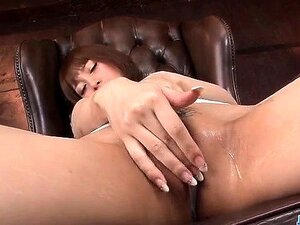Tiara Ayase plays with pussy in smashing scenes