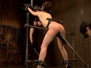 ทาส manhandled 3