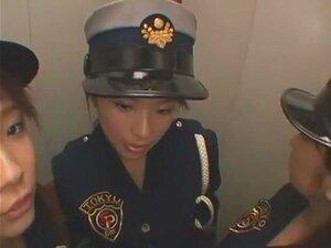 แปลกญี่ปุ่นเจี๊ยบก๊วย Ohoshi, Mihuyu Endoh, Hinata Kawai ในกลุ่มเพศ JAV ภาพยนตร์ POV มีเขา