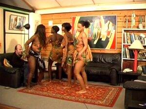 เต้นรำ africanal