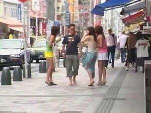 Amazing Japanese model You Ebina, Mizuho Ayahara, Yume Hoshino in Horny Handjobs JAV scene