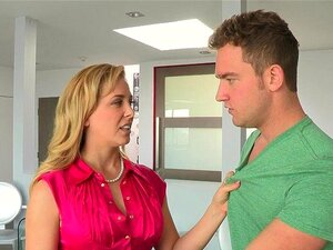 Moms Bang Teen - Mom and stepdaughter have some fun