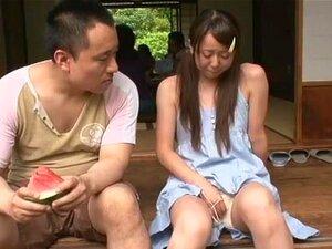 Hottest Japanese model Junko Hayama in Incredible Outdoor, Fingering JAV movie