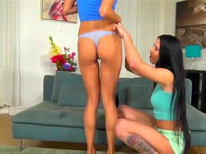 Reality Kings - Ass Licking with Roxy Dee Lovenia and Lux Sabb