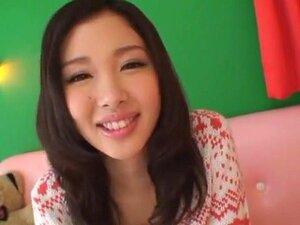 เจี๊ยบญี่ปุ่นที่ดีที่สุด Natsukaze Marin ในบ้าด้ง เดี่ยวสาว JAV คลิป