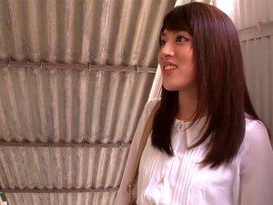 Jun Aizawa in Sticky Facials part 1,